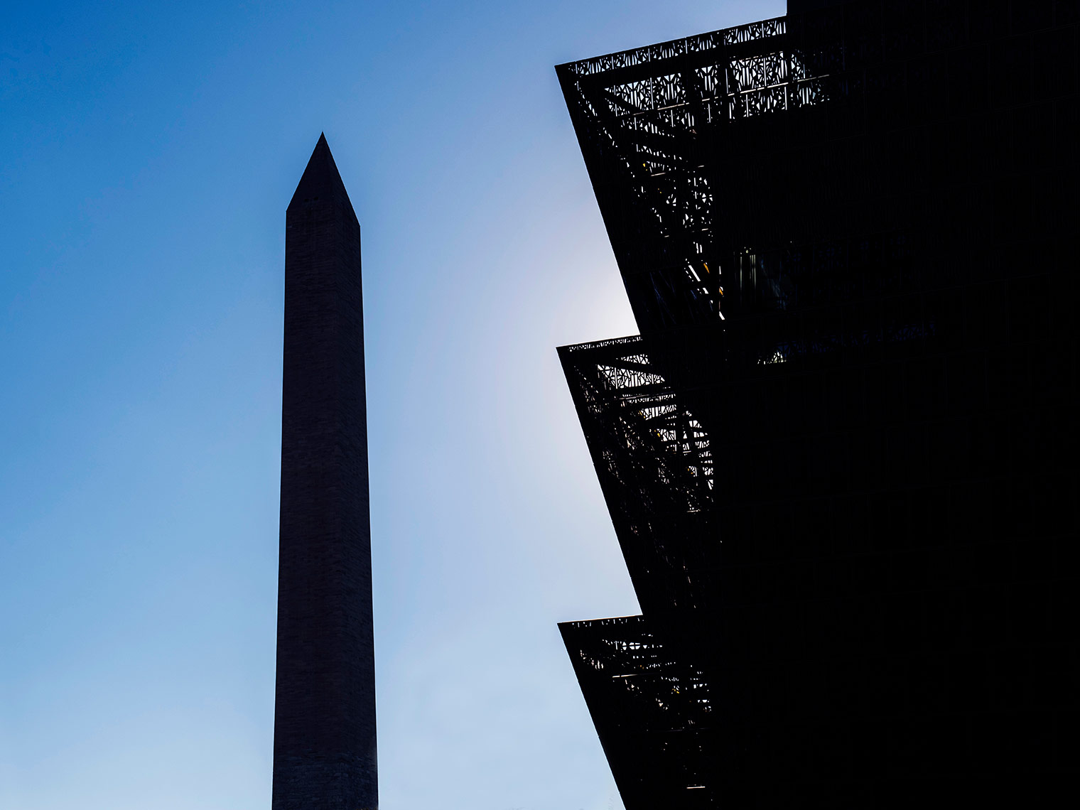 National Museum of African American History and Culture - Designed by David Adjaye